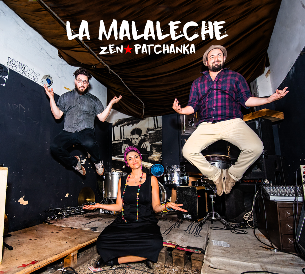 Copertina disco Zen Patchanka